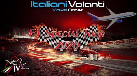 F1 SPECIAL TOUR 2020