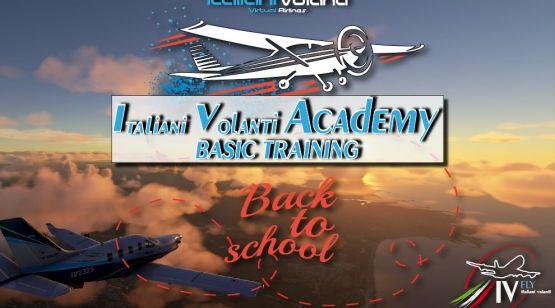 Scuola volo italiani volanti