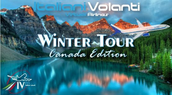 Winter Tour - Canada Edition