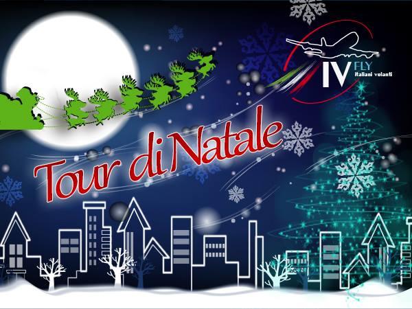 Apertura Tour di Natale 2016