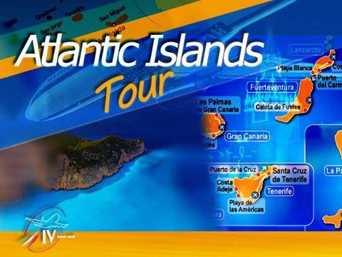 Inaugurazione Atlantic Island Tour