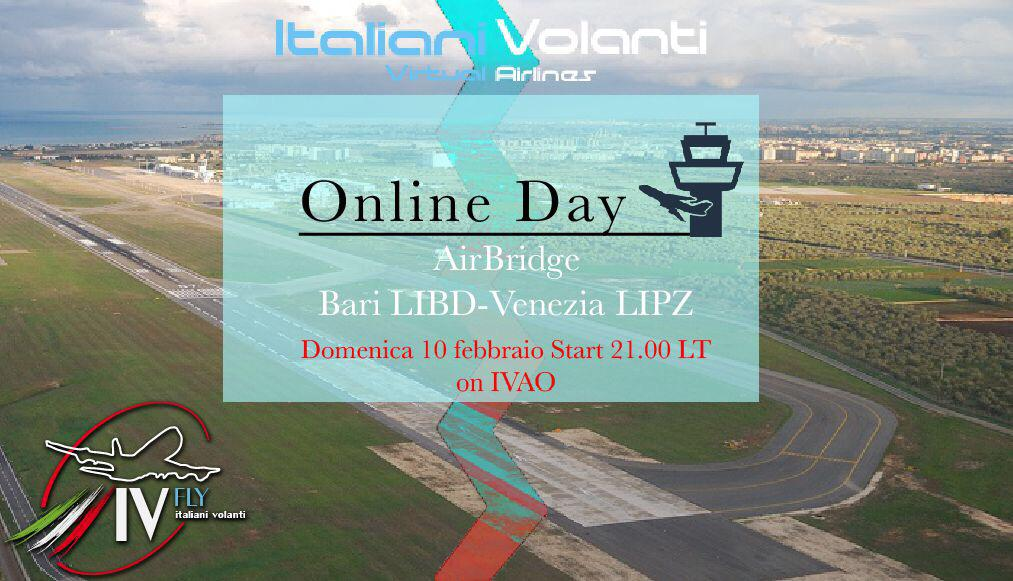 IV Online Day 12