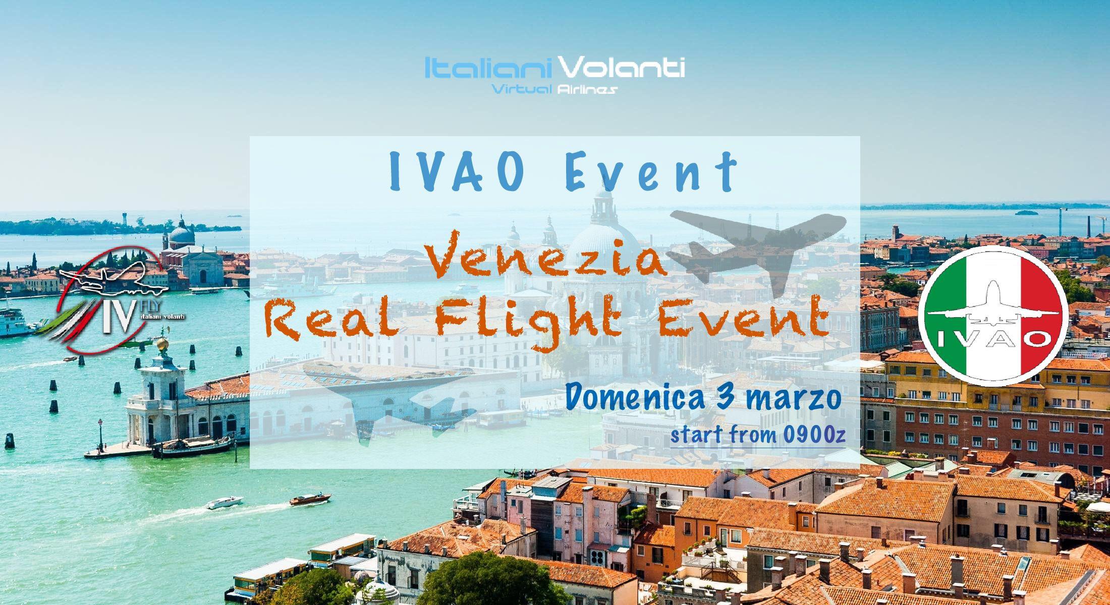 IVAO Event-Venezia RFE